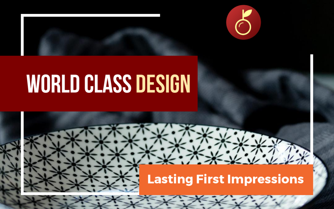 Create a Lasting First Impression with World Class Website Design